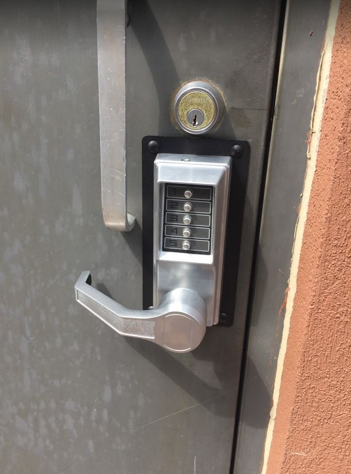 High Security Commercial Locks Repair and Installation Service in Raleigh