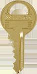 Pad Lock Keys