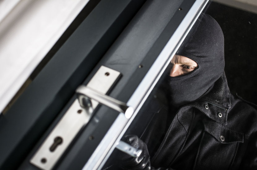 Keeping your Home Safe from Burglars