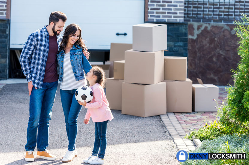 Moving Security Tips